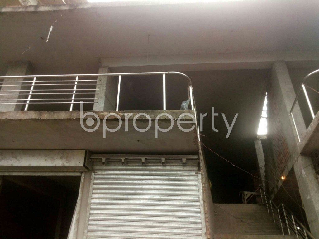 Outside view - Shop for Sale in 4 No Chandgaon Ward, Chattogram - 1938681