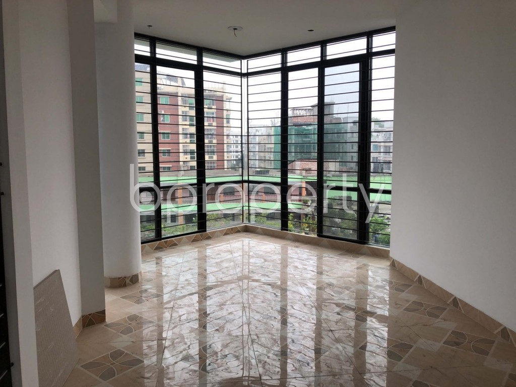 Empty Room - 3 Bed Apartment for Sale in Bashundhara R-A, Dhaka - 1902916