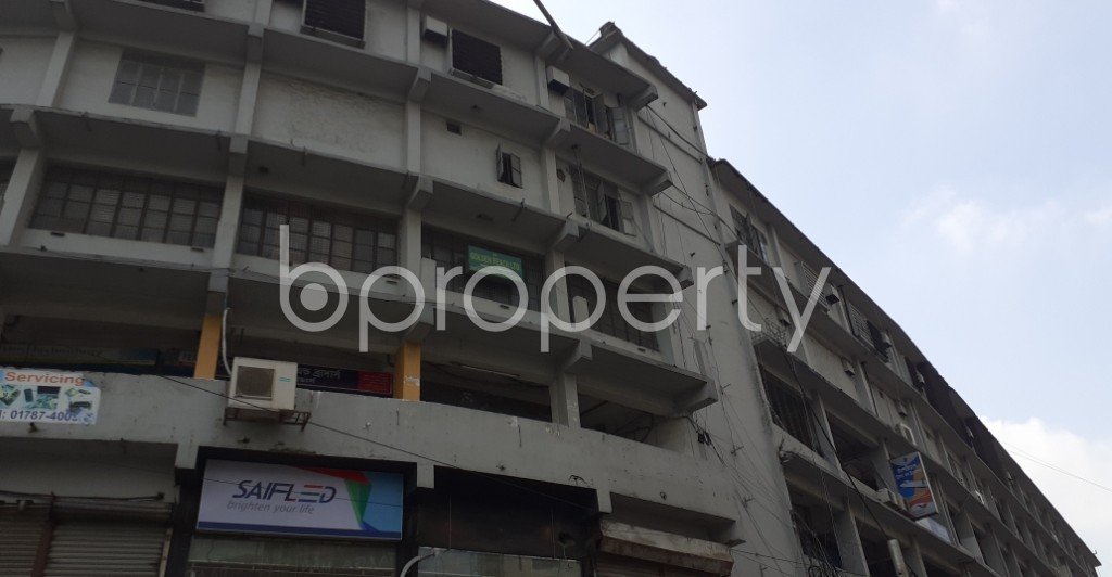 Outside view - Office to Rent in Gulshan, Dhaka - 1938808
