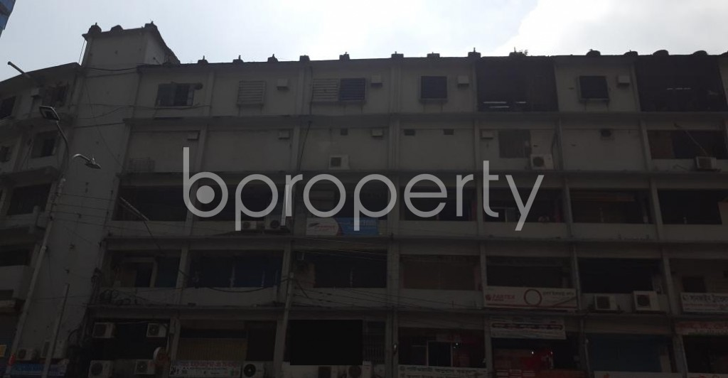 Front view - Office to Rent in Gulshan, Dhaka - 1938814