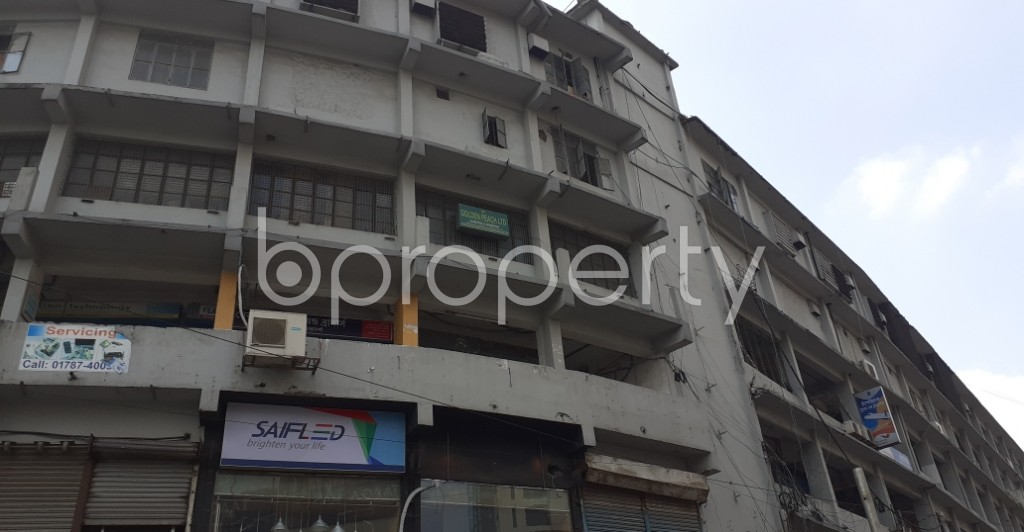Outside view - Office to Rent in Gulshan, Dhaka - 1938816