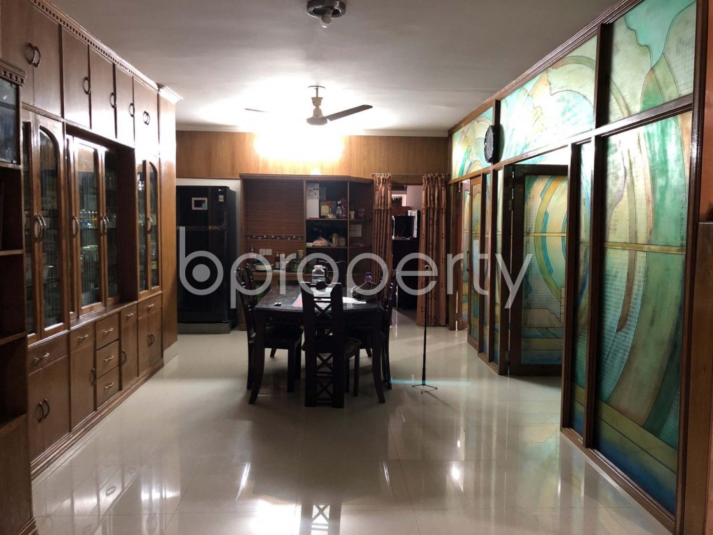 Dine/Dining - 4 Bed Apartment for Sale in Dhanmondi, Dhaka - 1930647