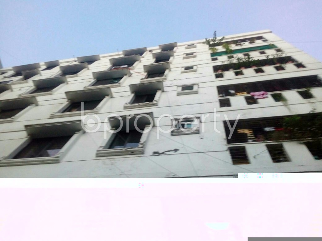 Front view - 3 Bed Apartment for Sale in Tejgaon, Dhaka - 1938919