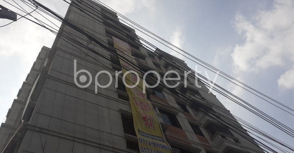 Outside view - 3 Bed Apartment for Sale in Dhanmondi, Dhaka - 1938926