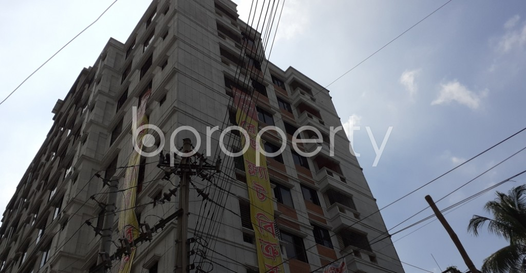Outside view - 3 Bed Apartment for Sale in Dhanmondi, Dhaka - 1938940