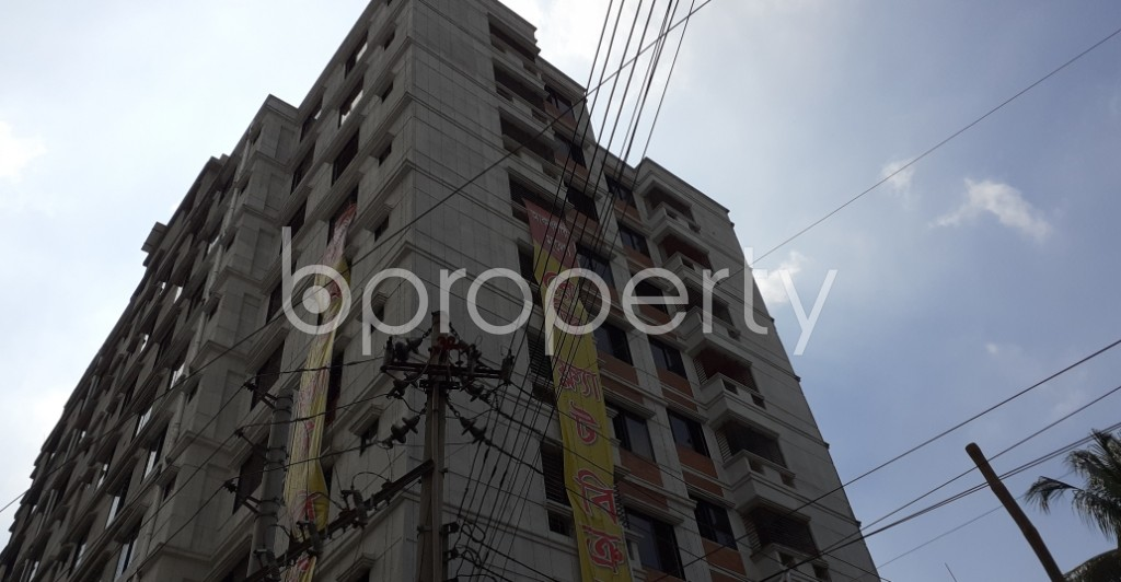 Outside view - 3 Bed Apartment for Sale in Dhanmondi, Dhaka - 1938941