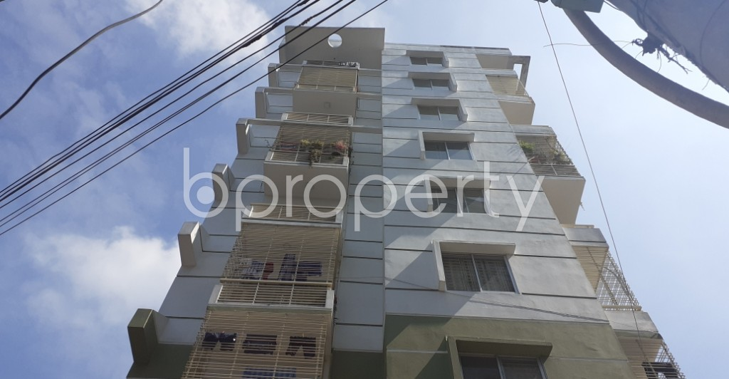 Front view - 3 Bed Apartment for Sale in Dhanmondi, Dhaka - 1938942