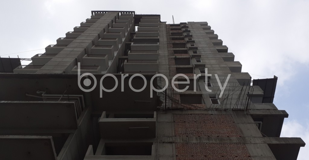 Front view - Shop for Sale in Motijheel, Dhaka - 1939103