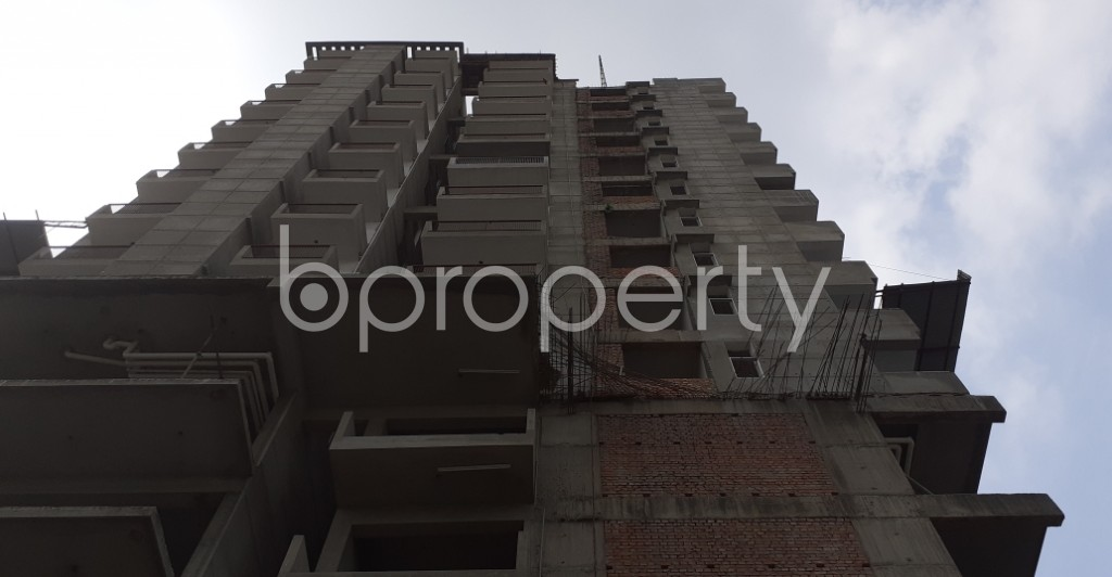 Front view - Shop for Sale in Motijheel, Dhaka - 1939111