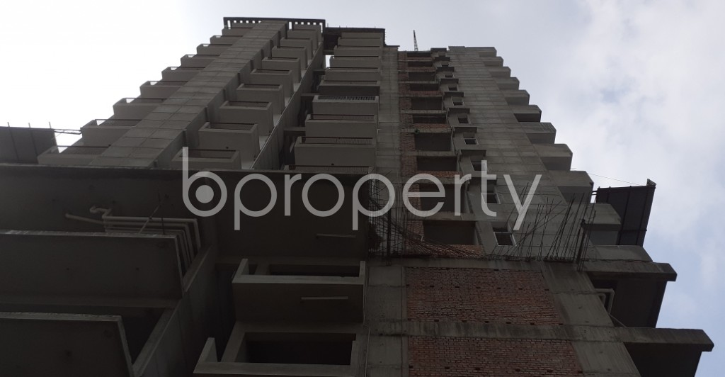 Front view - Shop for Sale in Motijheel, Dhaka - 1939112