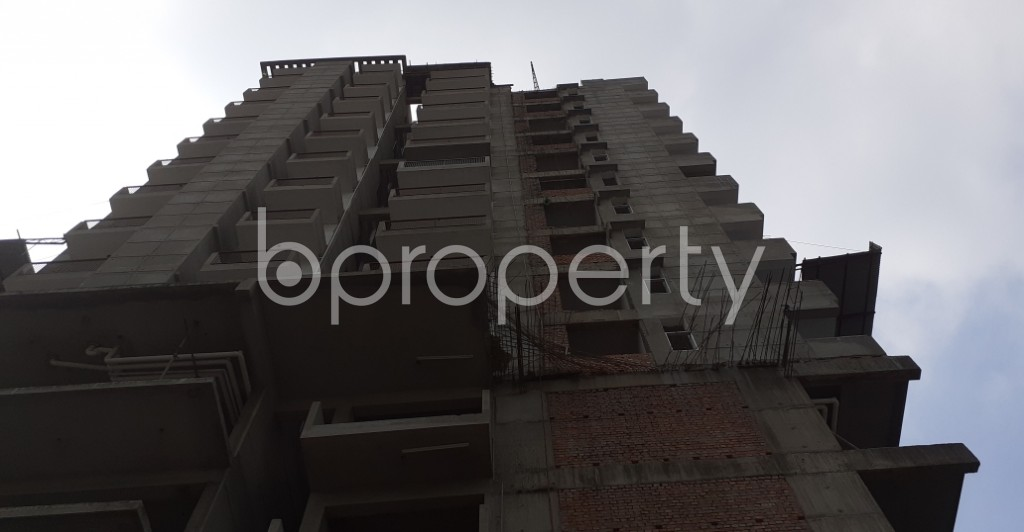 Front view - Shop for Sale in Motijheel, Dhaka - 1939115
