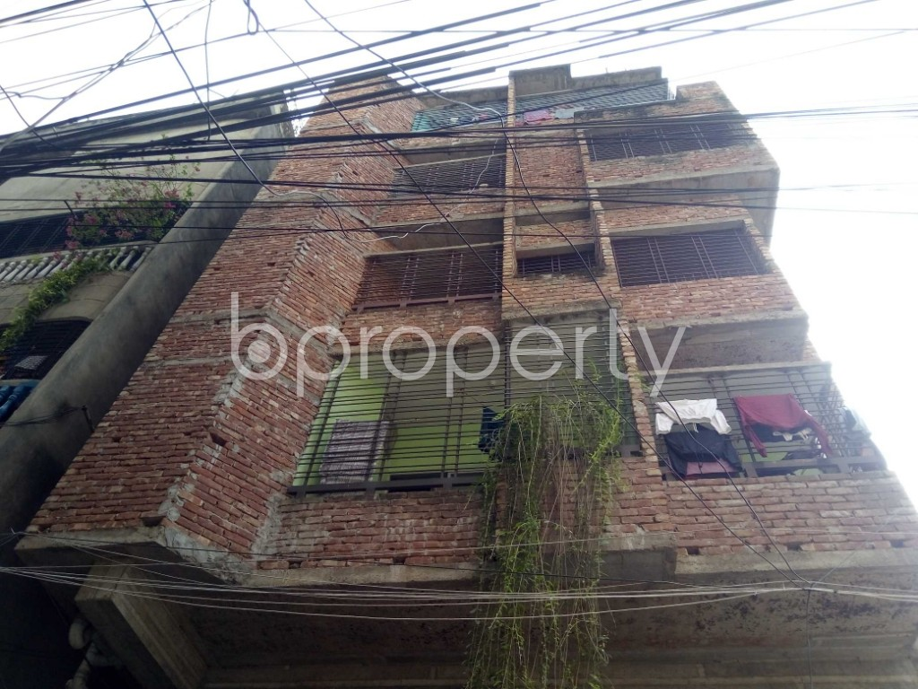 Front view - 3 Bed Apartment to Rent in Lalbagh, Dhaka - 1939175