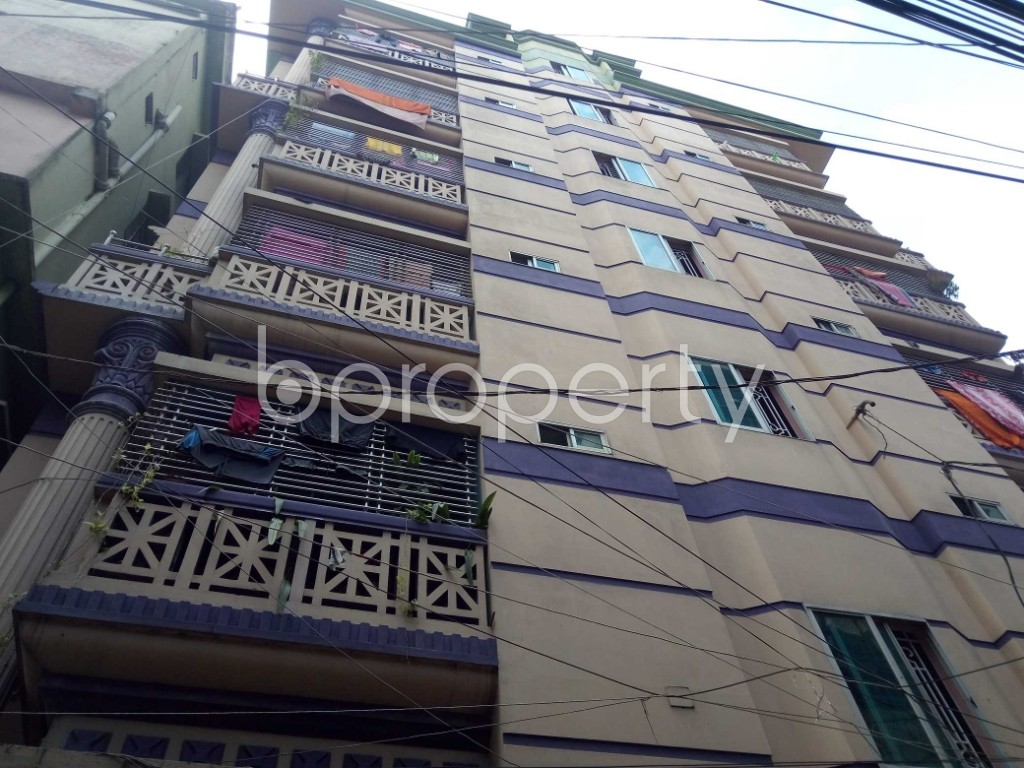 Front view - 4 Bed Apartment to Rent in Lalbagh, Dhaka - 1939202