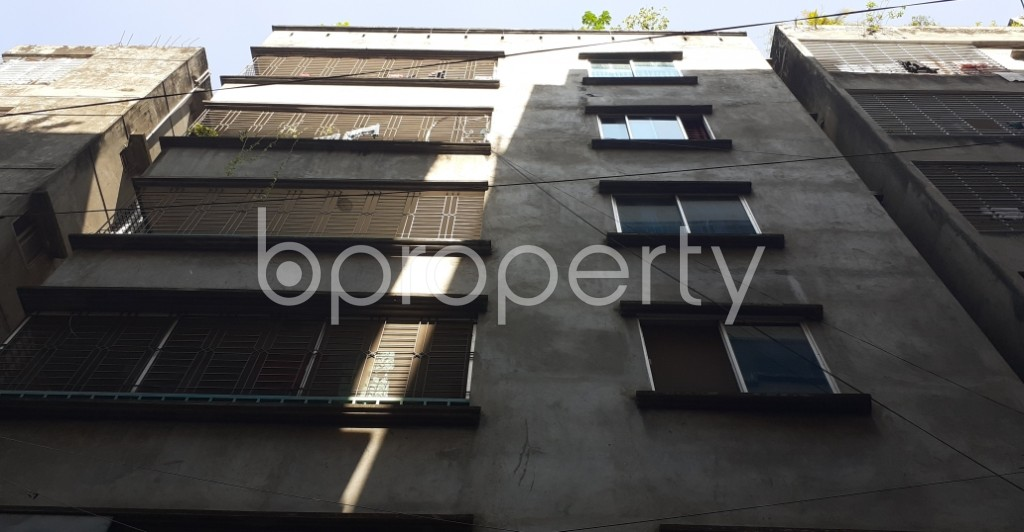 Front view - 2 Bed Apartment for Sale in Mohammadpur, Dhaka - 1939280