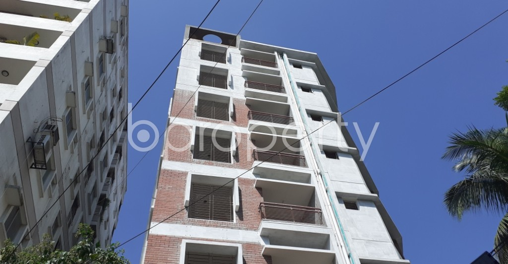 Outside view - 3 Bed Apartment for Sale in Dhanmondi, Dhaka - 1939283