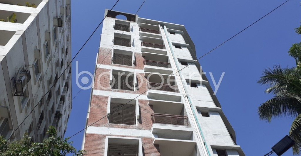 Outside view - 3 Bed Apartment for Sale in Dhanmondi, Dhaka - 1939284