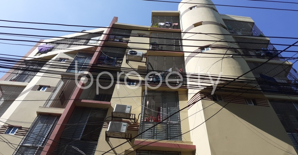 Outside view - 2 Bed Apartment for Sale in Dhanmondi, Dhaka - 1939292