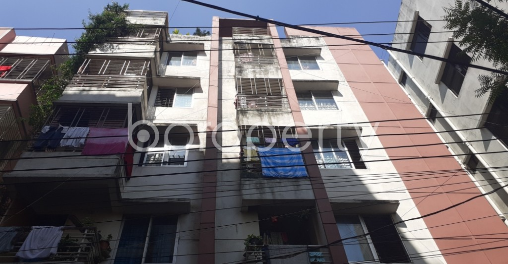 Front view - 3 Bed Apartment for Sale in Mohammadpur, Dhaka - 1939307