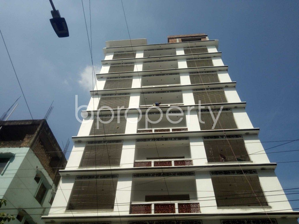Front view - 3 Bed Apartment to Rent in Baridhara, Dhaka - 1939369