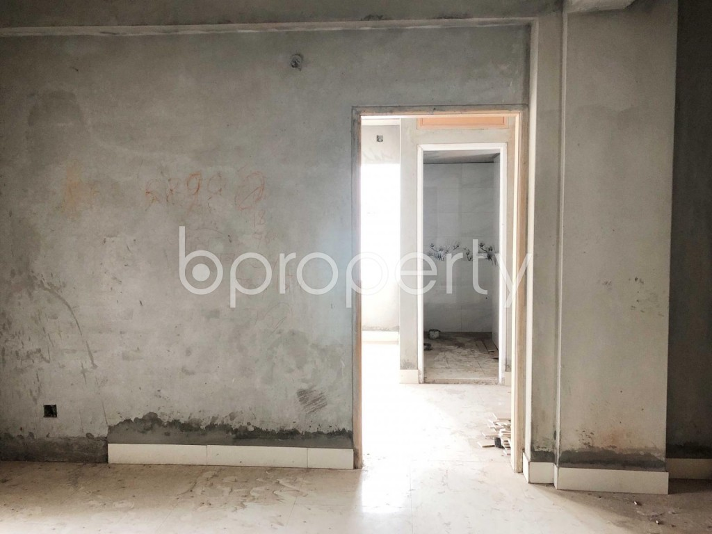Dining area - 3 Bed Apartment for Sale in Badda, Dhaka - 1933132