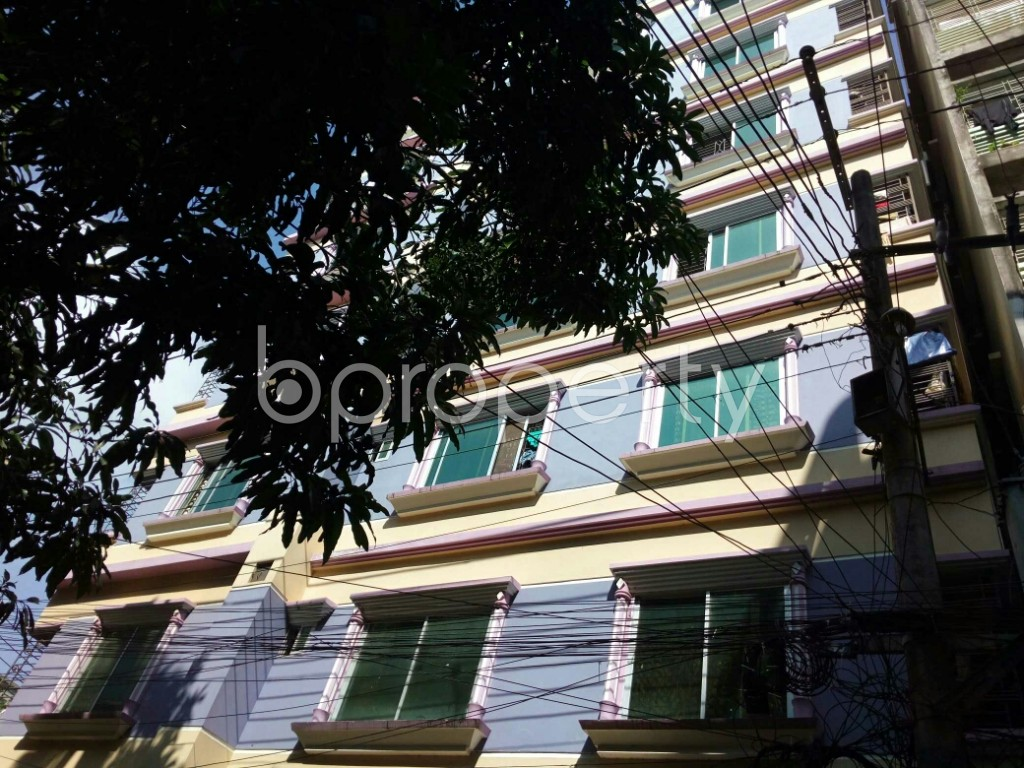 Outside view - 3 Bed Apartment to Rent in Bayazid, Chattogram - 1939510