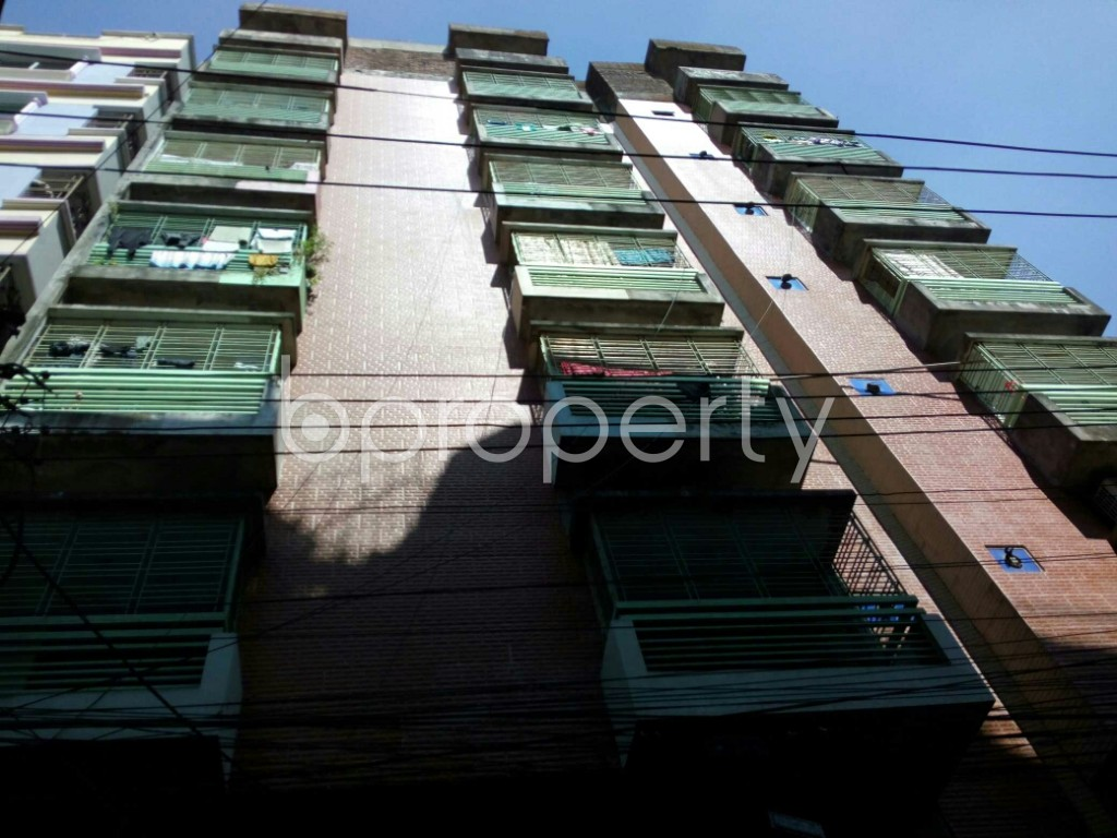 Outside view - 2 Bed Apartment to Rent in Bayazid, Chattogram - 1939511