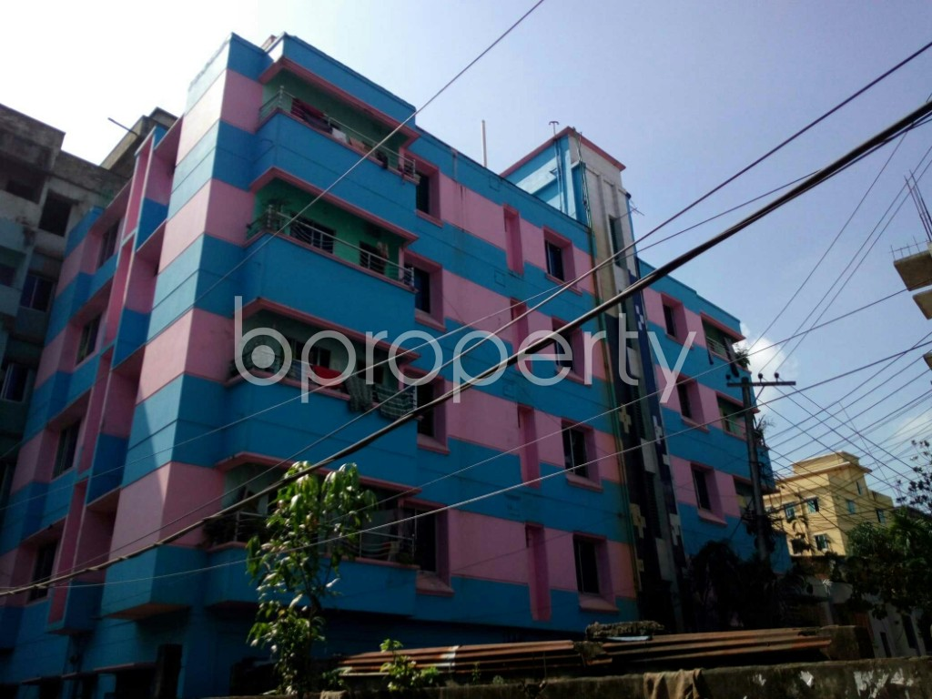 Outside view - 2 Bed Apartment to Rent in Bayazid, Chattogram - 1939520