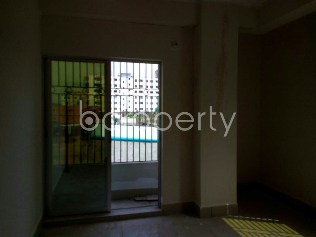 Balcony Terrace - 2 Bed Apartment to Rent in Bayazid, Chattogram - 1939523