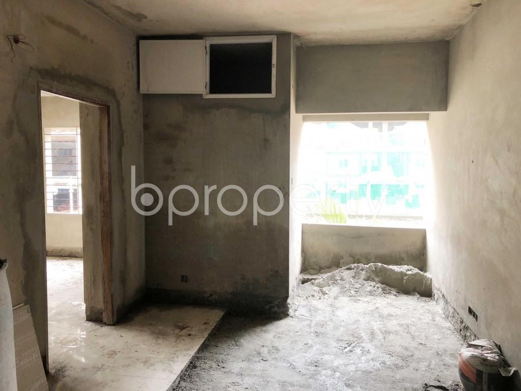 Bedroom - 3 Bed Apartment for Sale in Badda, Dhaka - 1933134