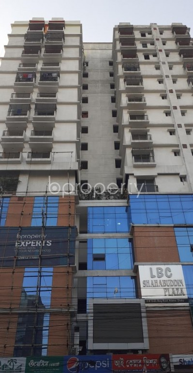 Front view - 2 Bed Apartment for Sale in Adabor, Dhaka - 1939646