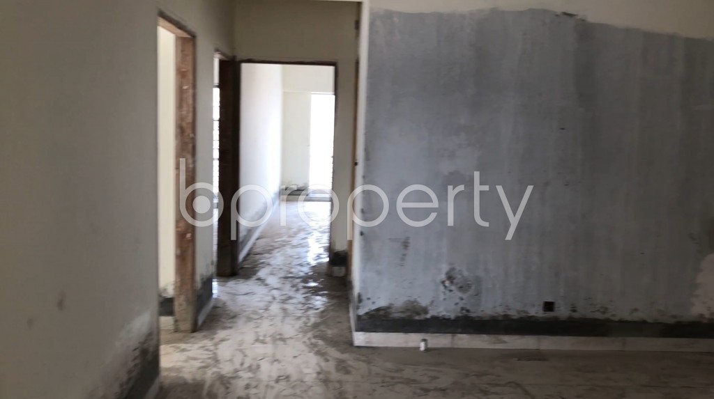 Dining area - 3 Bed Apartment for Sale in Badda, Dhaka - 1912668