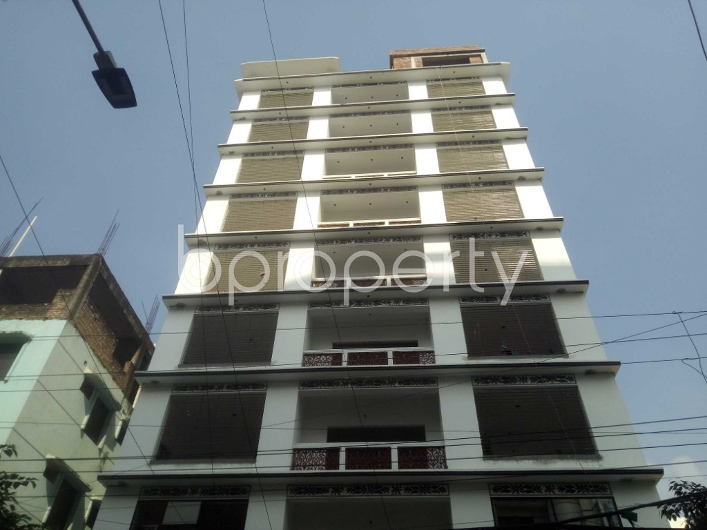 Front view - 3 Bed Apartment to Rent in Baridhara, Dhaka - 1939766