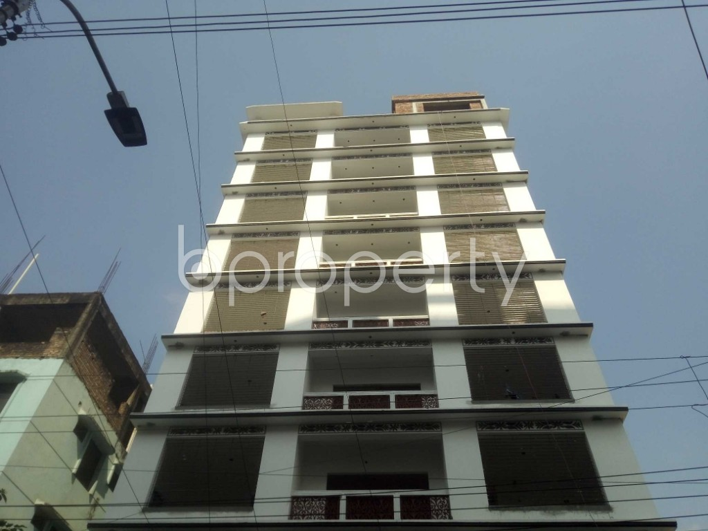 Front view - 3 Bed Apartment to Rent in Baridhara, Dhaka - 1939767