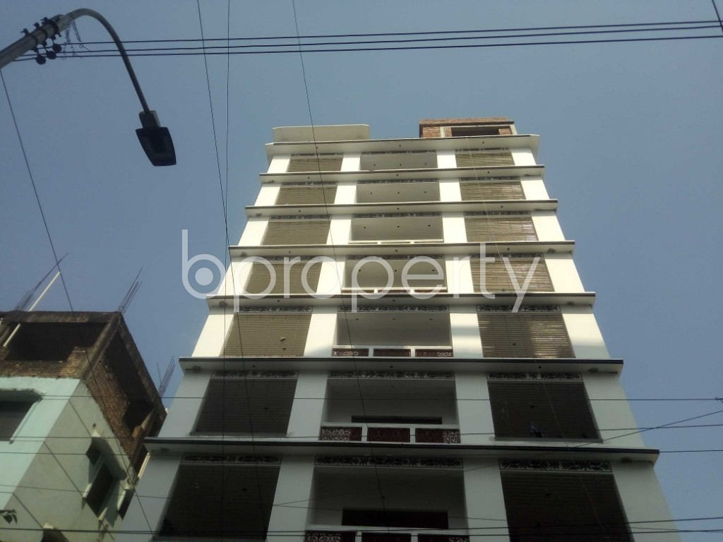 Front view - 3 Bed Apartment to Rent in Baridhara, Dhaka - 1939769