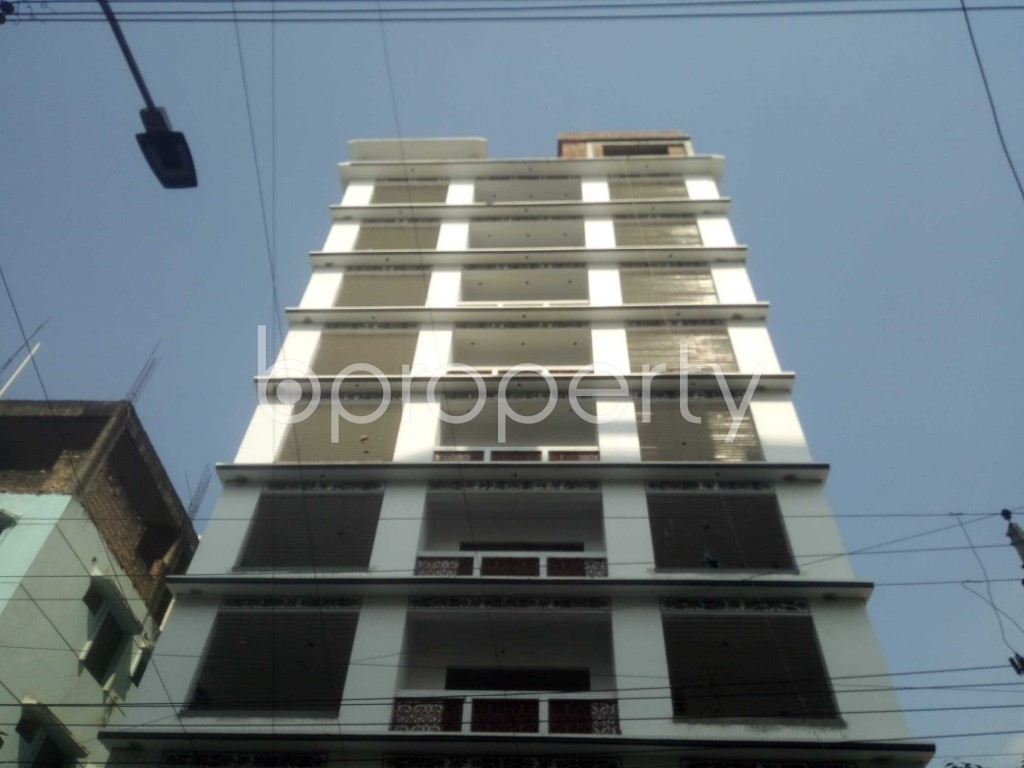 Front view - 3 Bed Apartment to Rent in Baridhara, Dhaka - 1939770