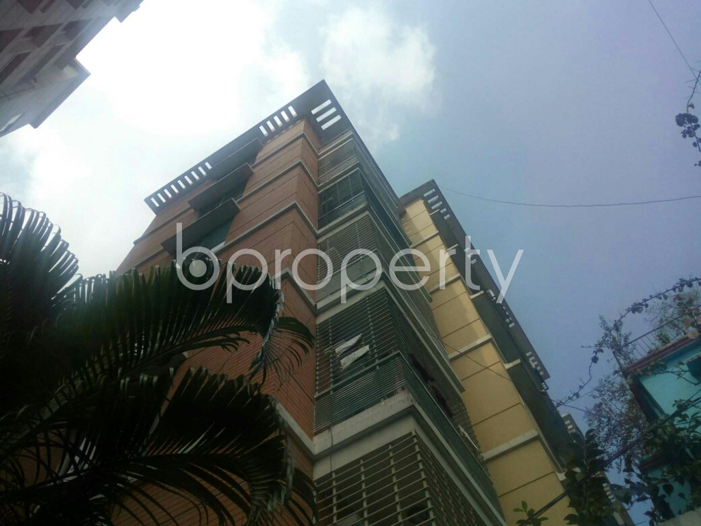 Front view - 3 Bed Apartment for Sale in Khulshi, Chattogram - 1939829