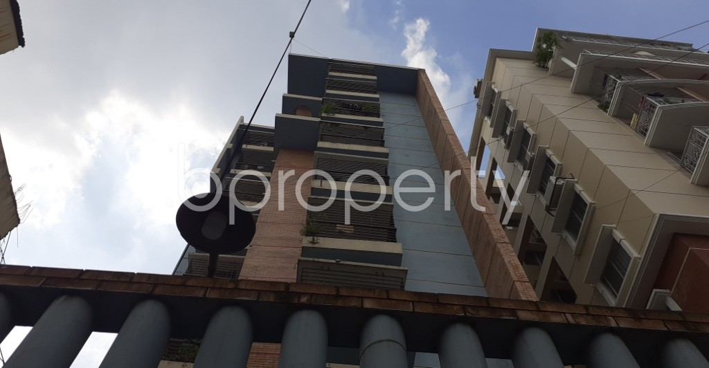 Outside view - 3 Bed Apartment for Sale in Jamal Khan, Chattogram - 1939842