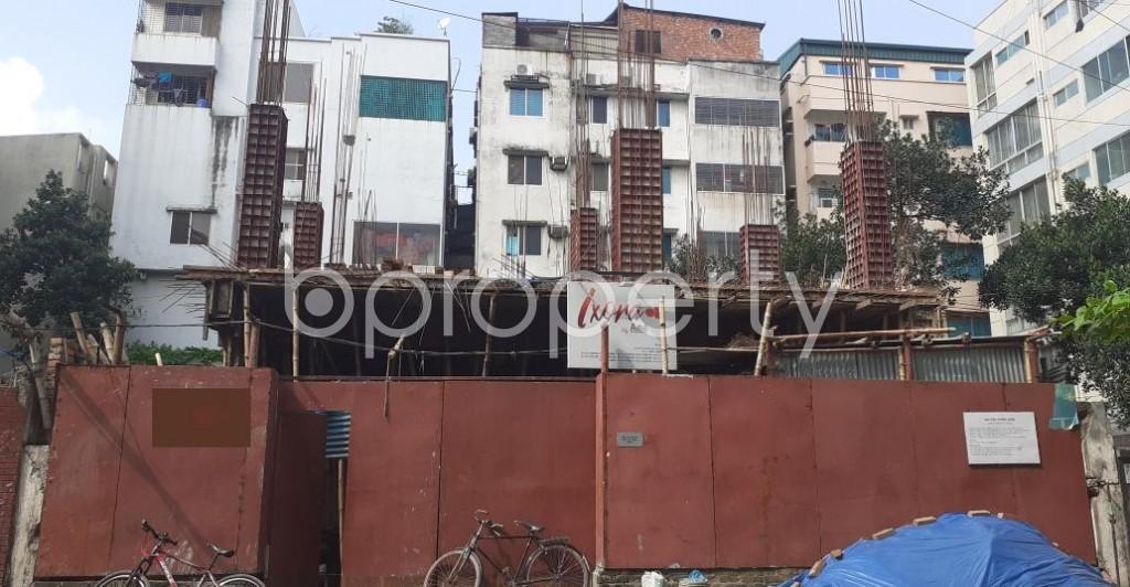 Front view - 4 Bed Apartment for Sale in Uttara, Dhaka - 1939883