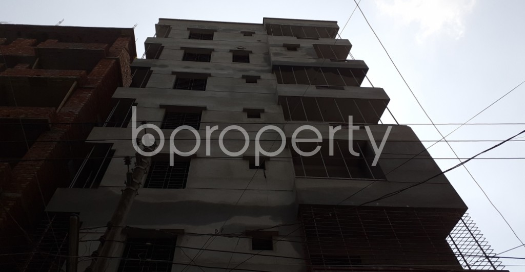 Front view - 2 Bed Apartment for Sale in Mohammadpur, Dhaka - 1939913