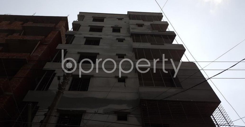 Front view - 2 Bed Apartment for Sale in Mohammadpur, Dhaka - 1939914