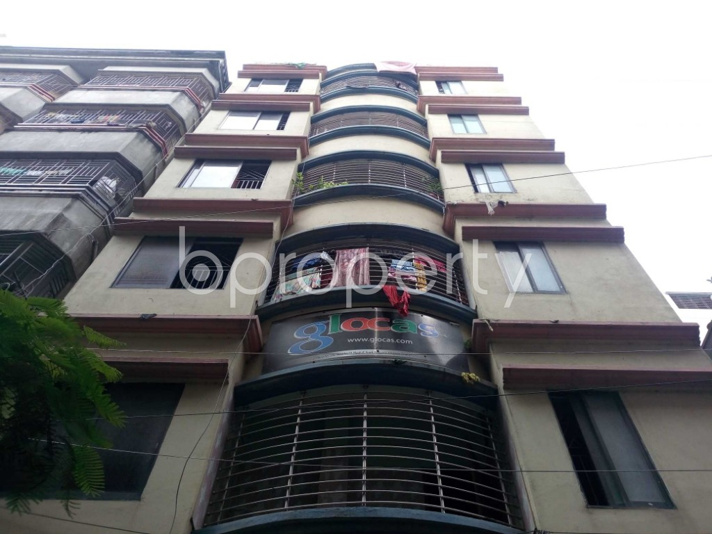 Front view - 8 Bed Duplex to Rent in Banasree, Dhaka - 1939919