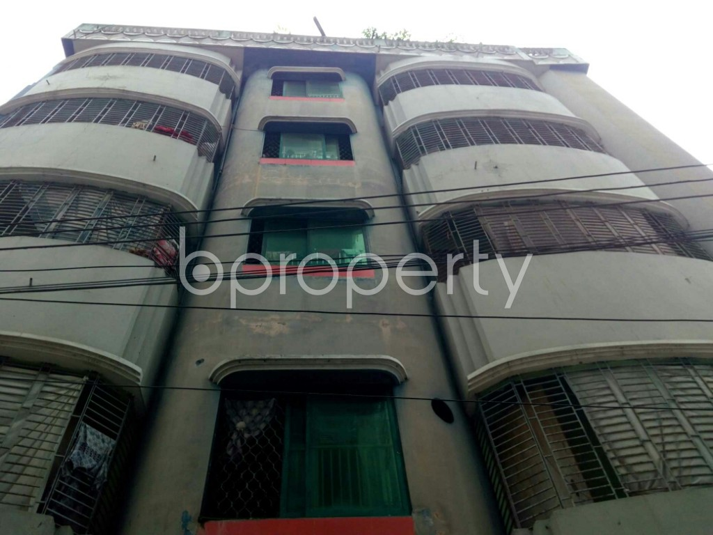 Outside view - 2 Bed Apartment to Rent in Bayazid, Chattogram - 1940046