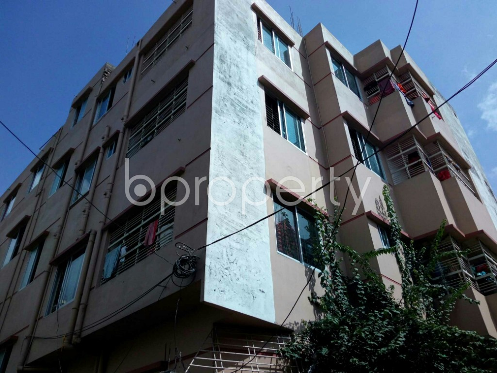 Outside view - 3 Bed Apartment to Rent in Bayazid, Chattogram - 1940121