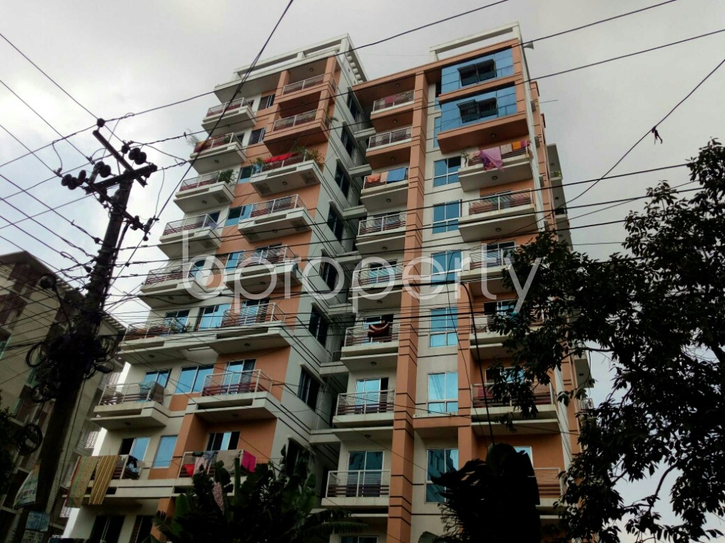 Outside view - 3 Bed Apartment to Rent in Bayazid, Chattogram - 1940129