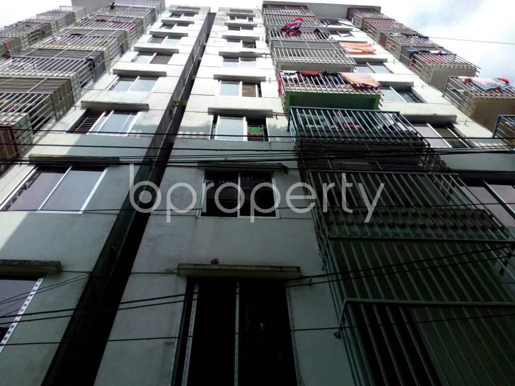 Front view - 3 Bed Apartment for Sale in Bayazid, Chattogram - 1940130