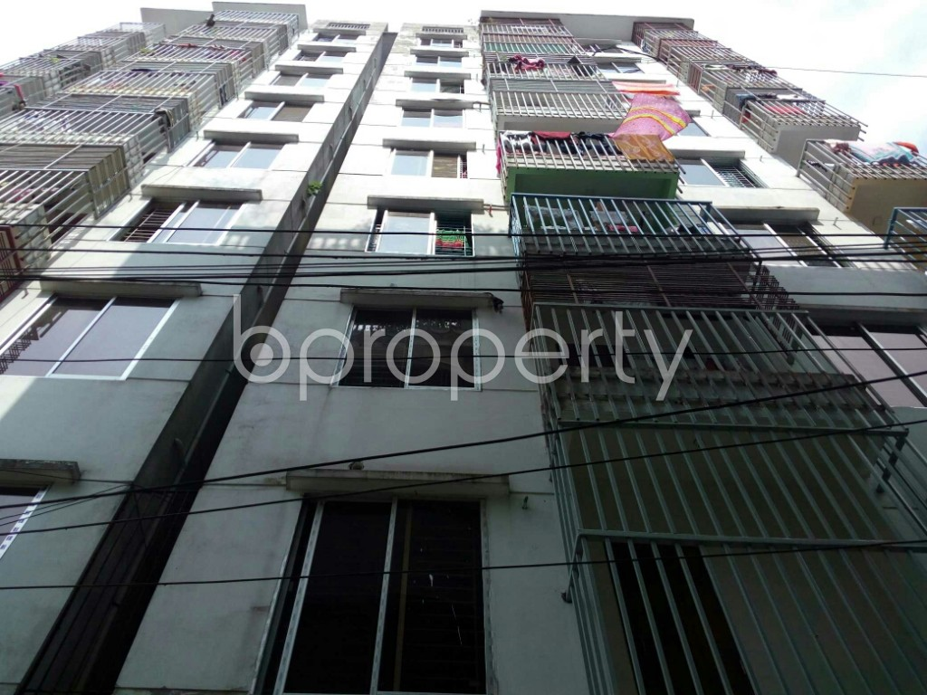 Front view - 3 Bed Apartment for Sale in Bayazid, Chattogram - 1940133