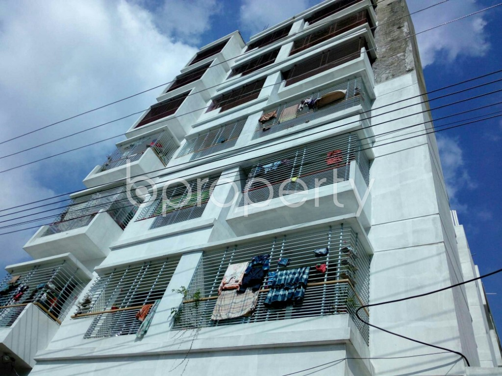 Outside view - 3 Bed Apartment to Rent in Bayazid, Chattogram - 1940153