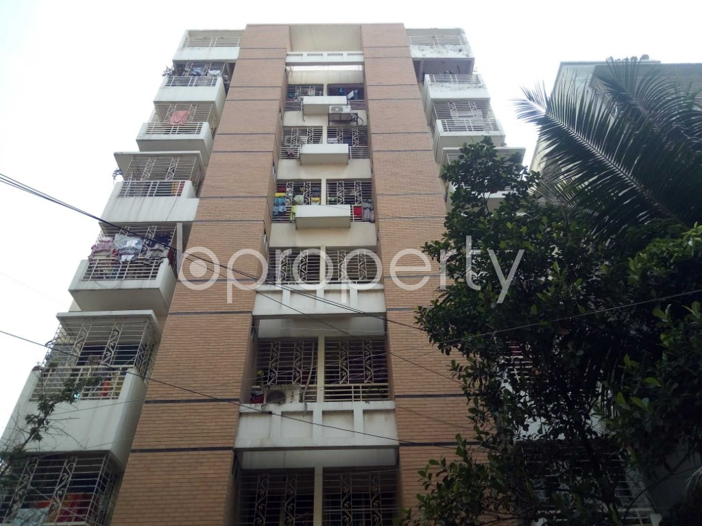 Front view - 3 Bed Apartment for Sale in Uttara, Dhaka - 1940241