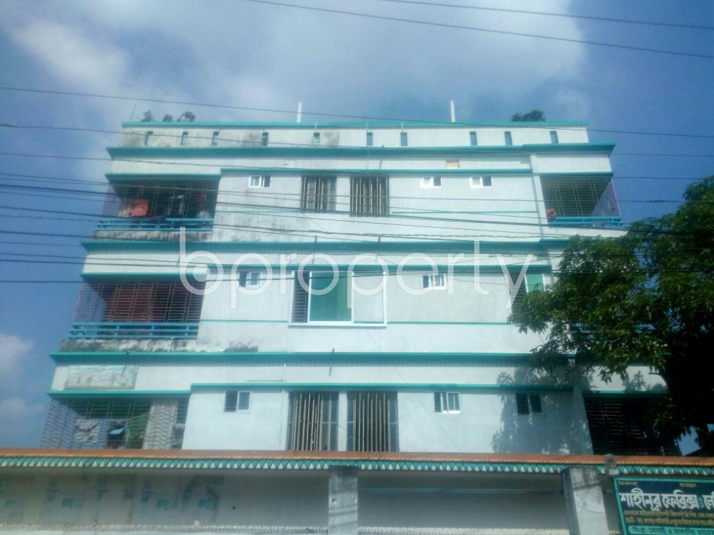 Front view - 2 Bed Apartment to Rent in Gangchor Road, Cumilla - 1940396