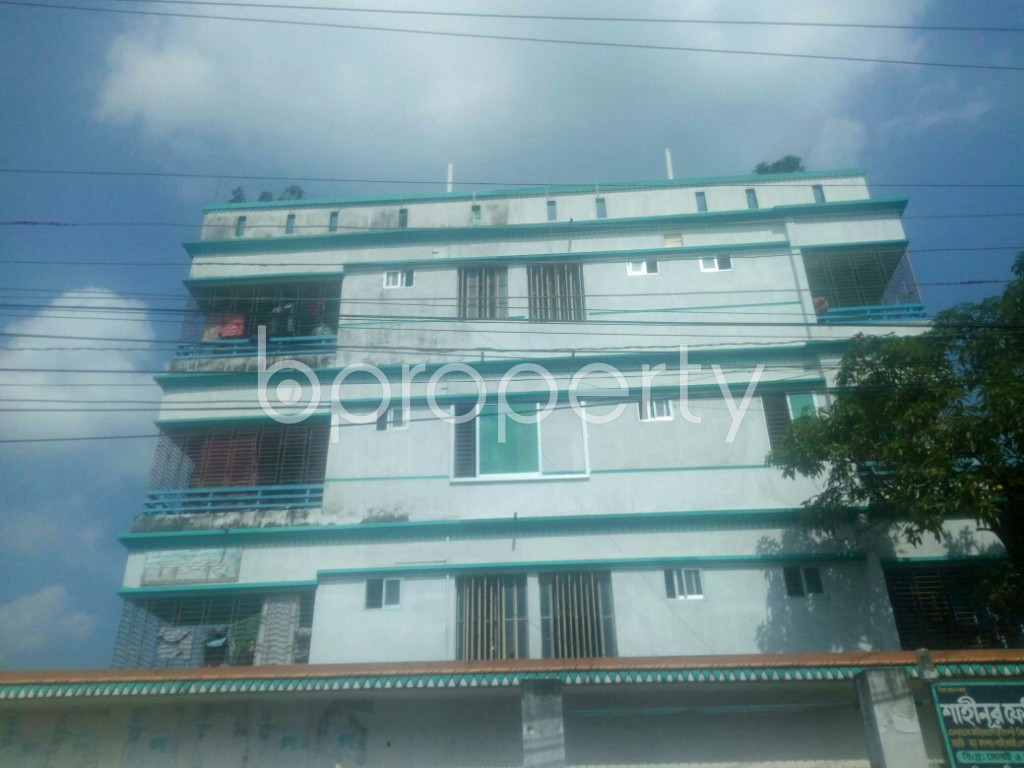 Front view - 2 Bed Apartment to Rent in Gangchor Road, Cumilla - 1940397